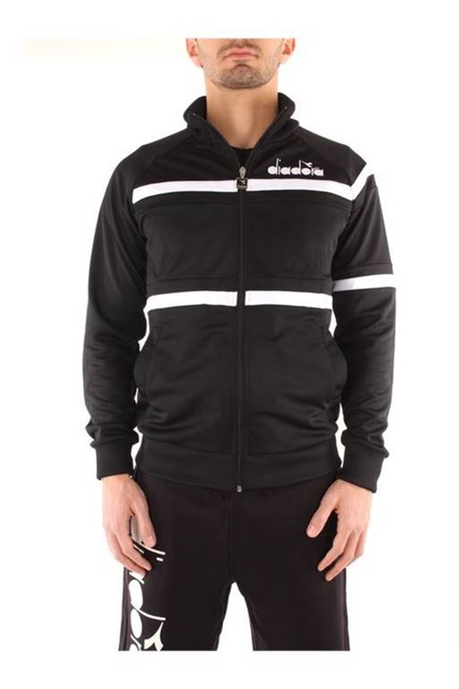 Diadora Clothing Man Blazer BLACK 502.171211