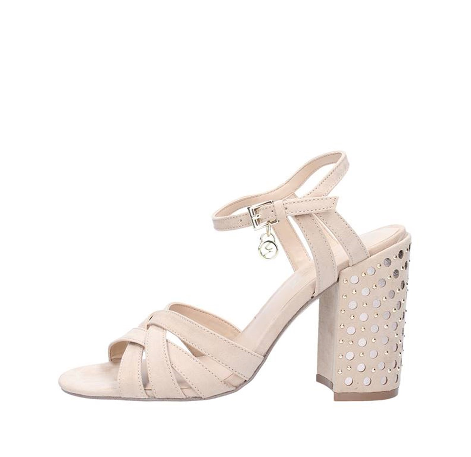 Gattinoni Roma Shoes Woman With heel BEIGE 0639