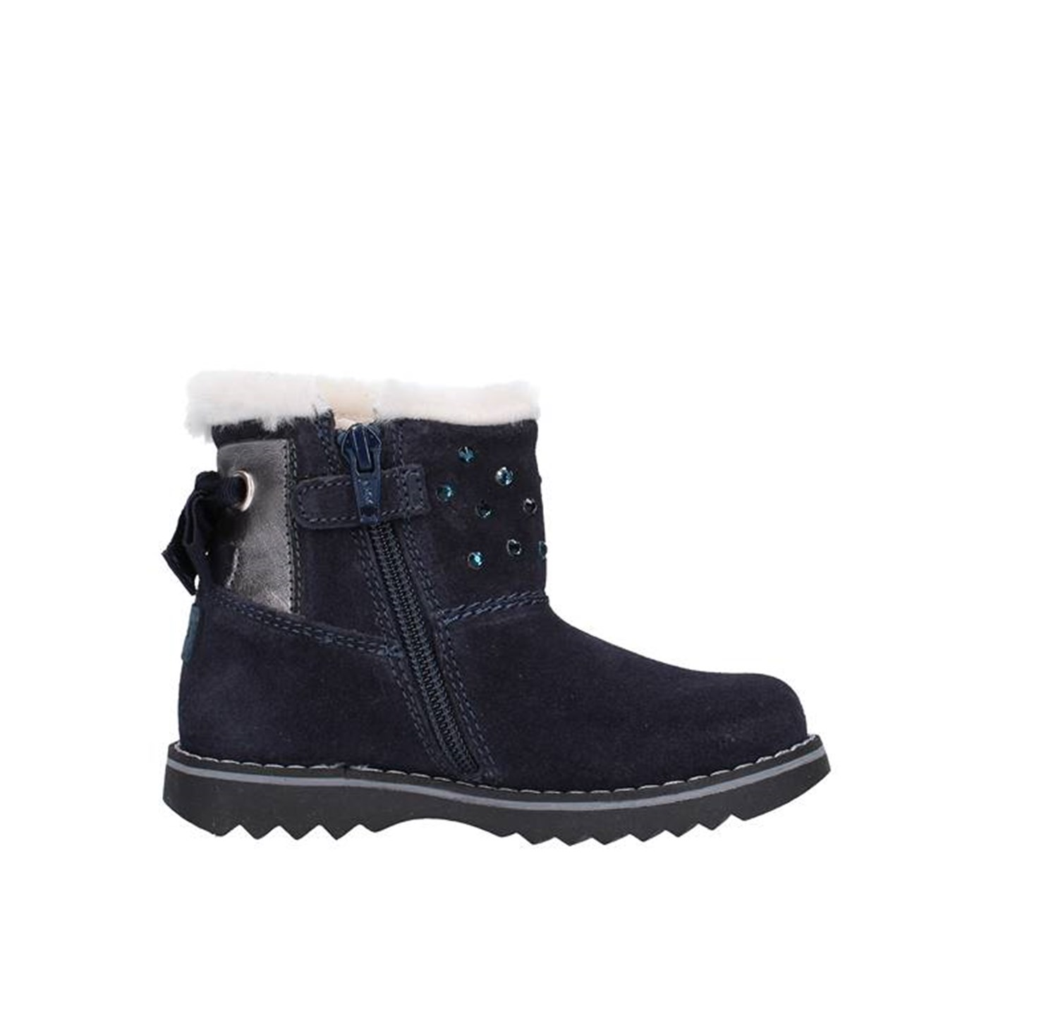 Balducci Shoes Child boots BLUE MATR1706