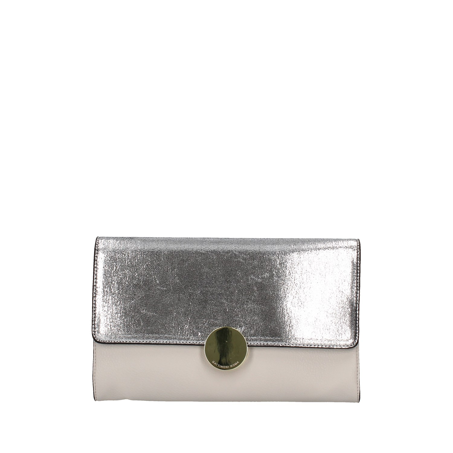 Gattinoni Roma Bags Accessories Clutch GREY BENEV6474WG