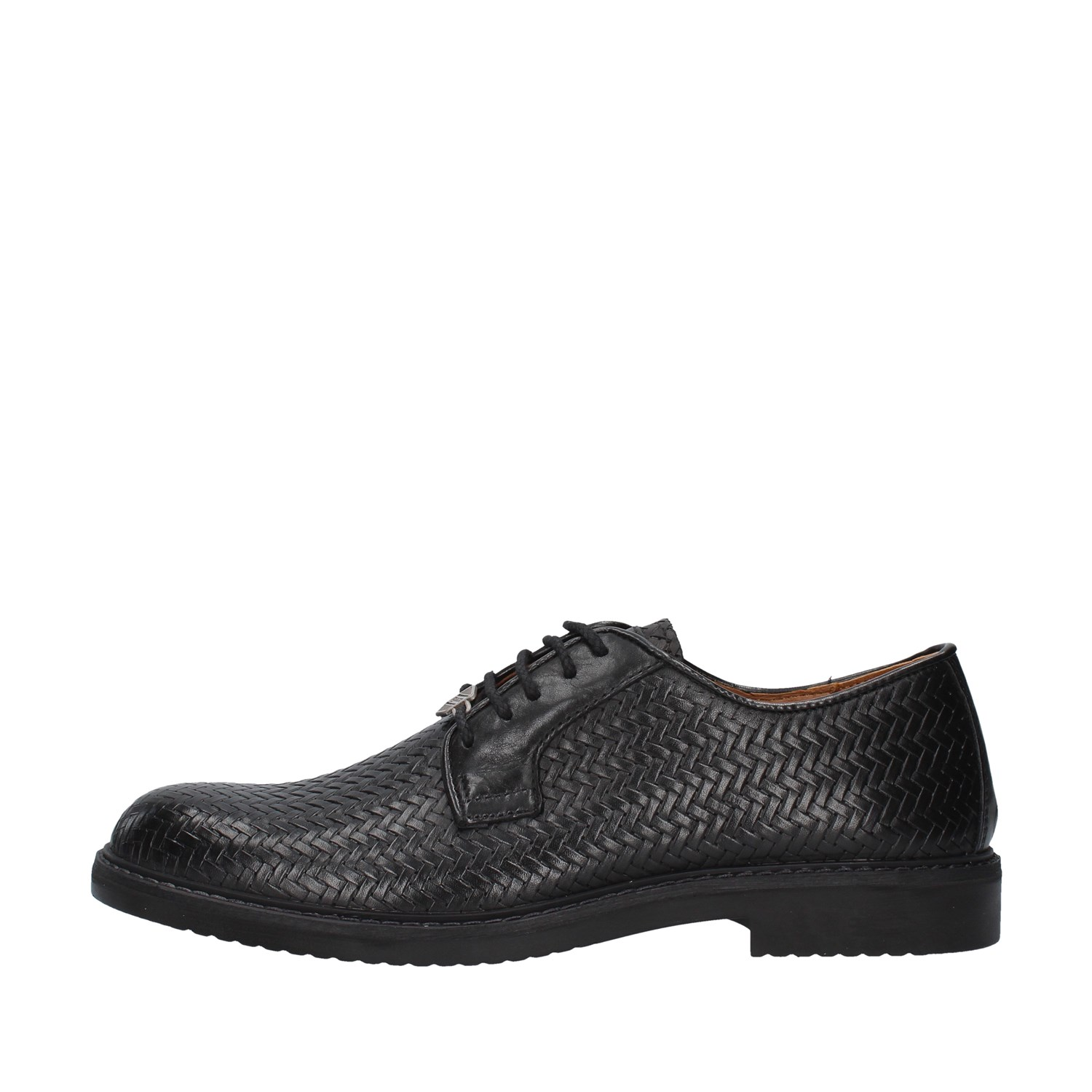 Igi&co Shoes Man Laced BLACK 3101900