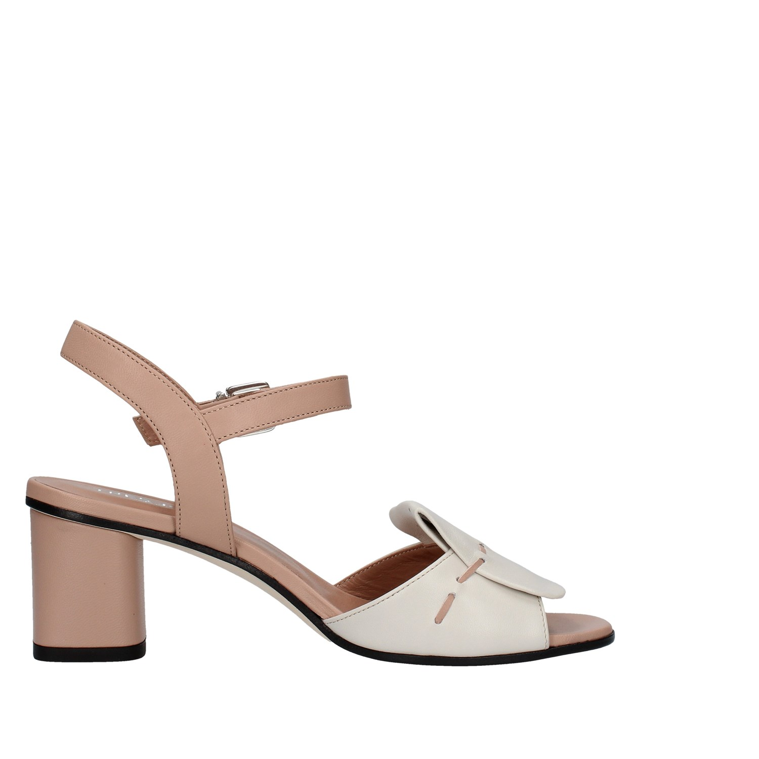Tres Jolie Shoes Woman With heel WHITE 1977