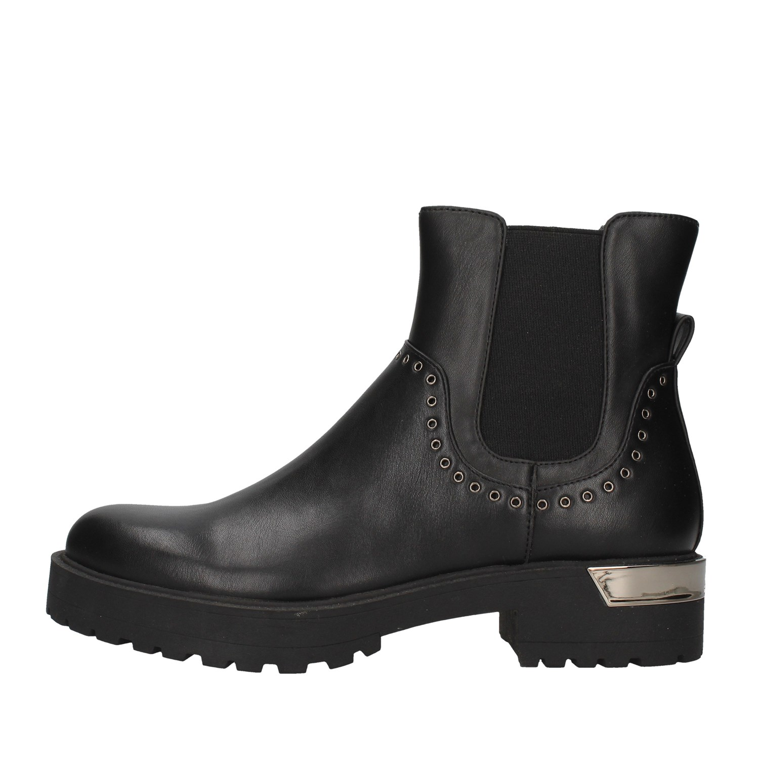 Gattinoni Roma Shoes Woman boots BLACK PINJN0903WC