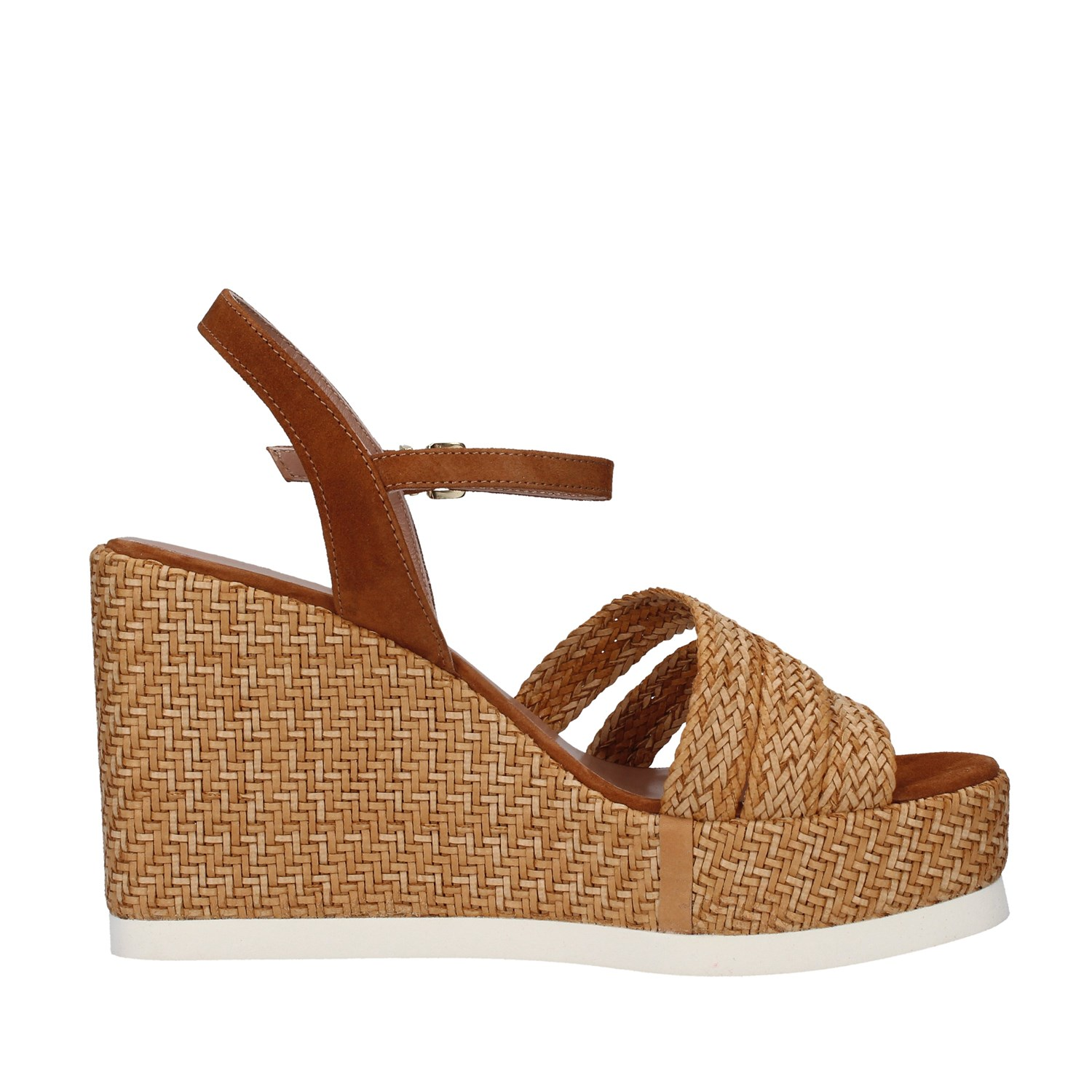Tres Jolie Shoes Woman With wedge BEIGE 2034/VALE/MS
