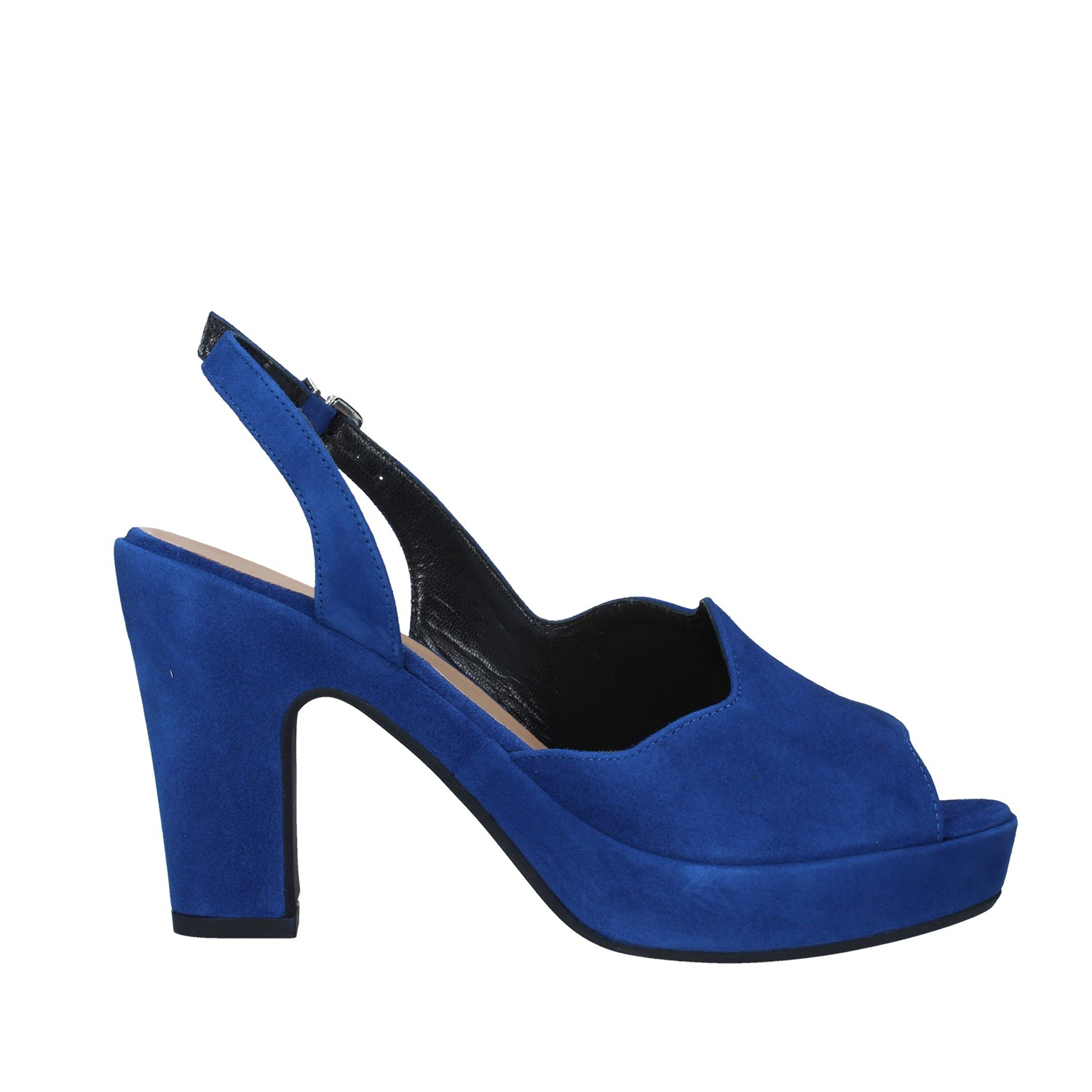 Tres Jolie Shoes Woman With heel BLUE 1919/MARA