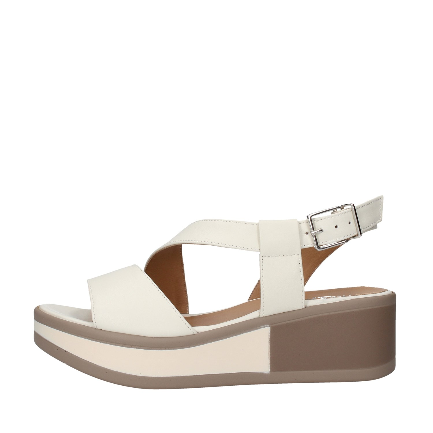 Tres Jolie Shoes Woman With wedge WHITE 1998/AXA