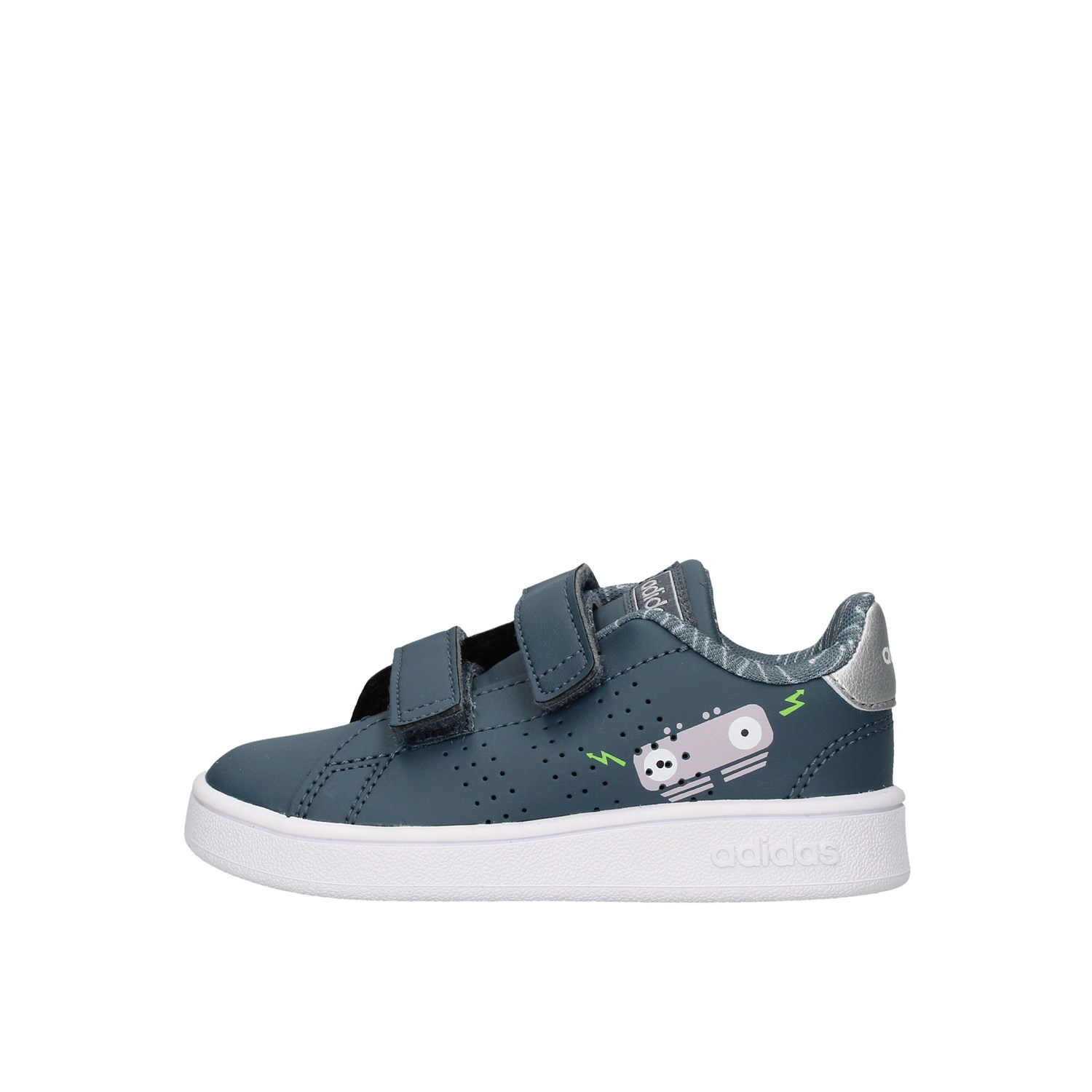 Adidas Shoes Child low BLUE FW4953