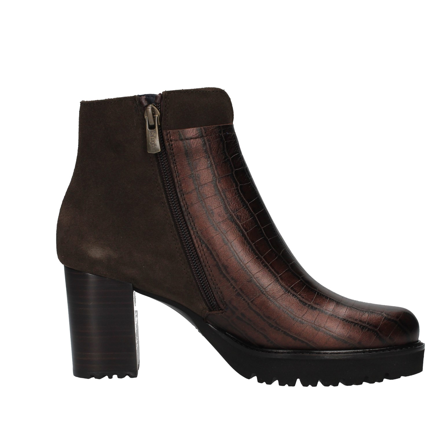 Callaghan Shoes Woman boots BROWN 21930