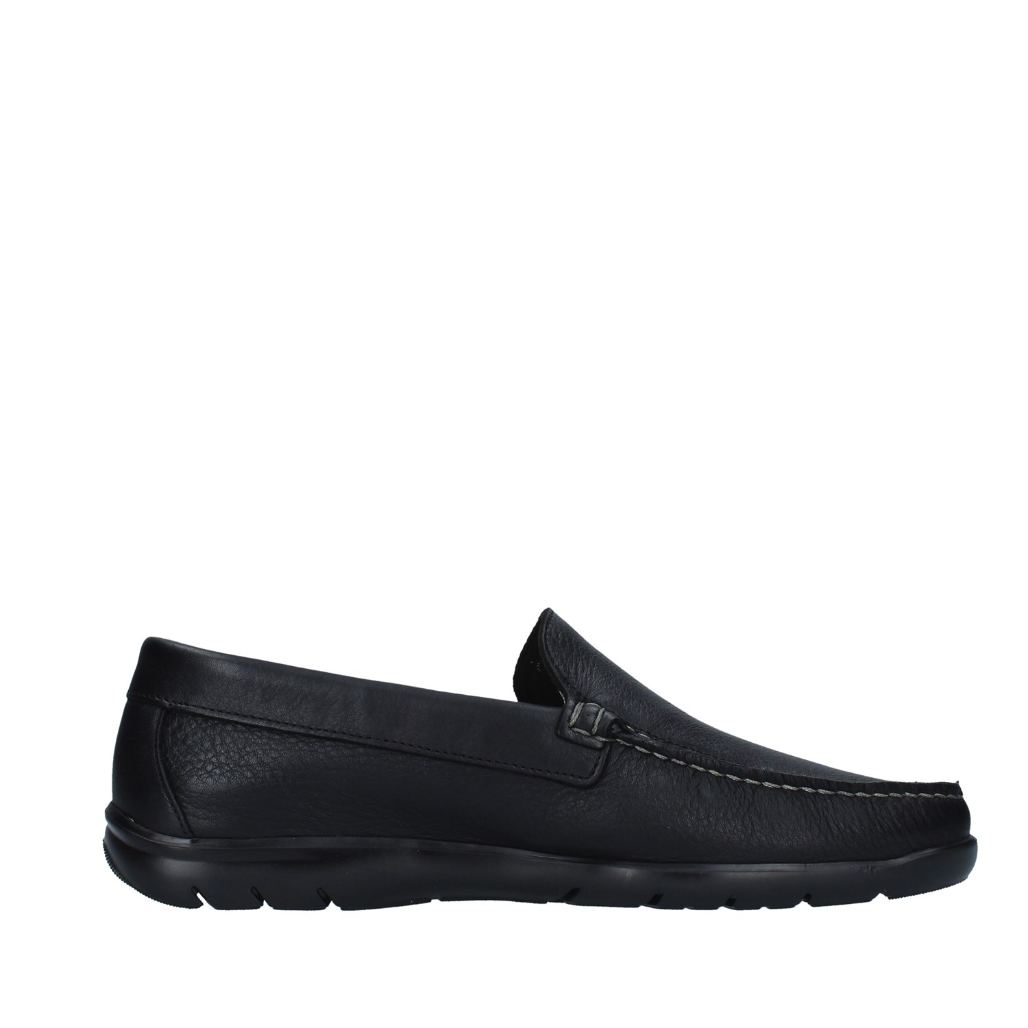 Callaghan Shoes Man Loafers BLACK 18001