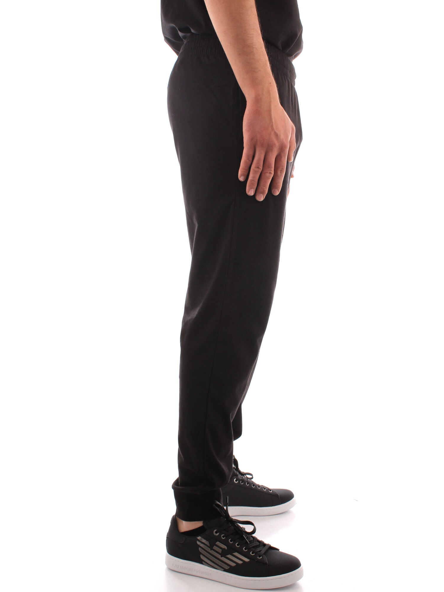 Ea7 Clothing Man Regular BLACK 3KPP57