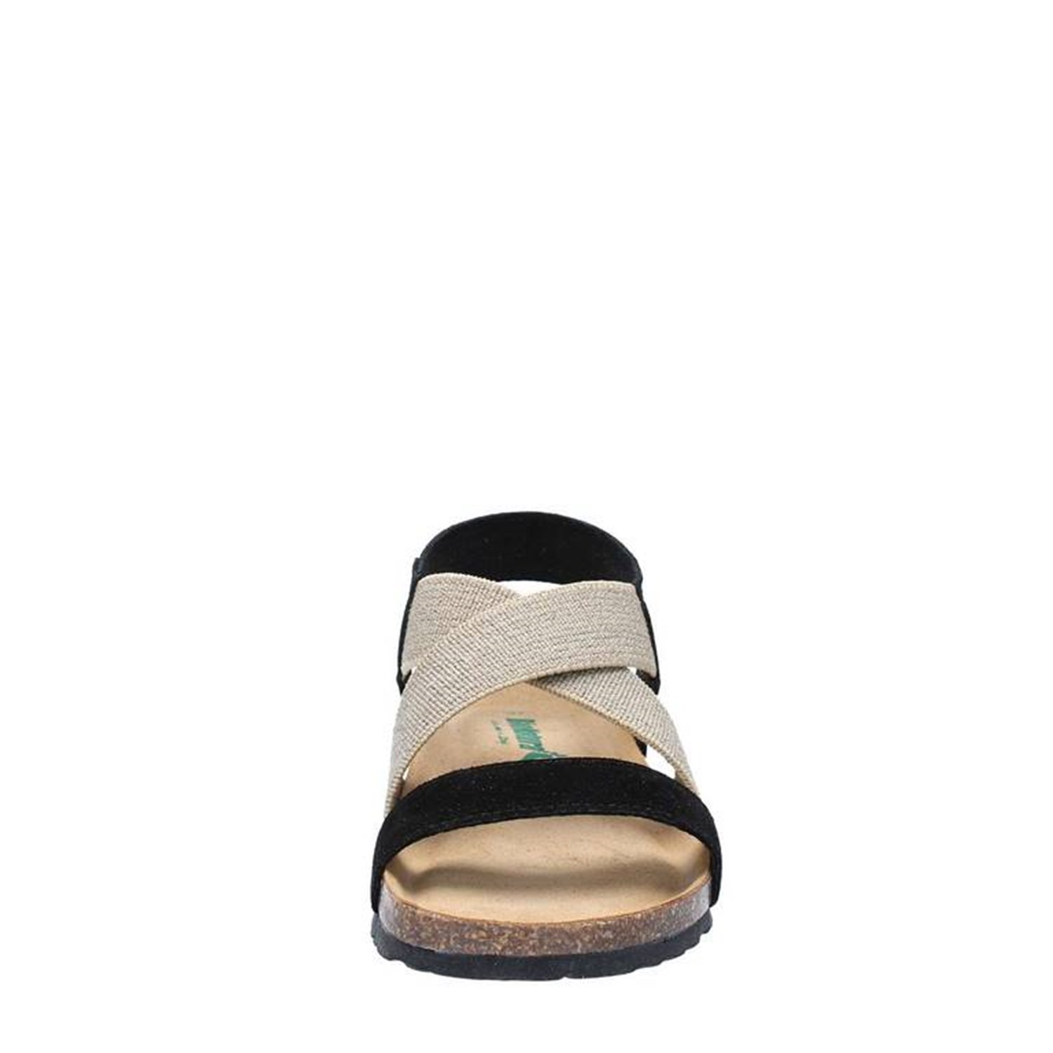 Bionatura Shoes Woman With wedge BLACK 12A998