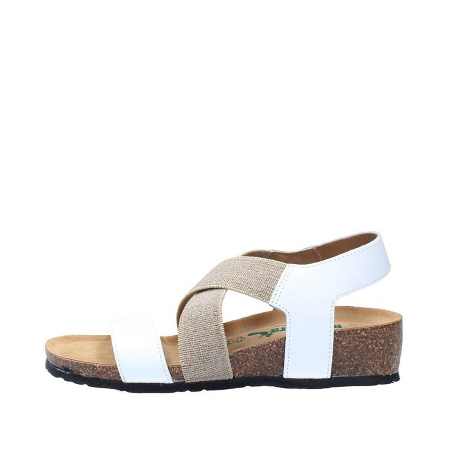 Bionatura Shoes Woman With wedge WHITE 12A998