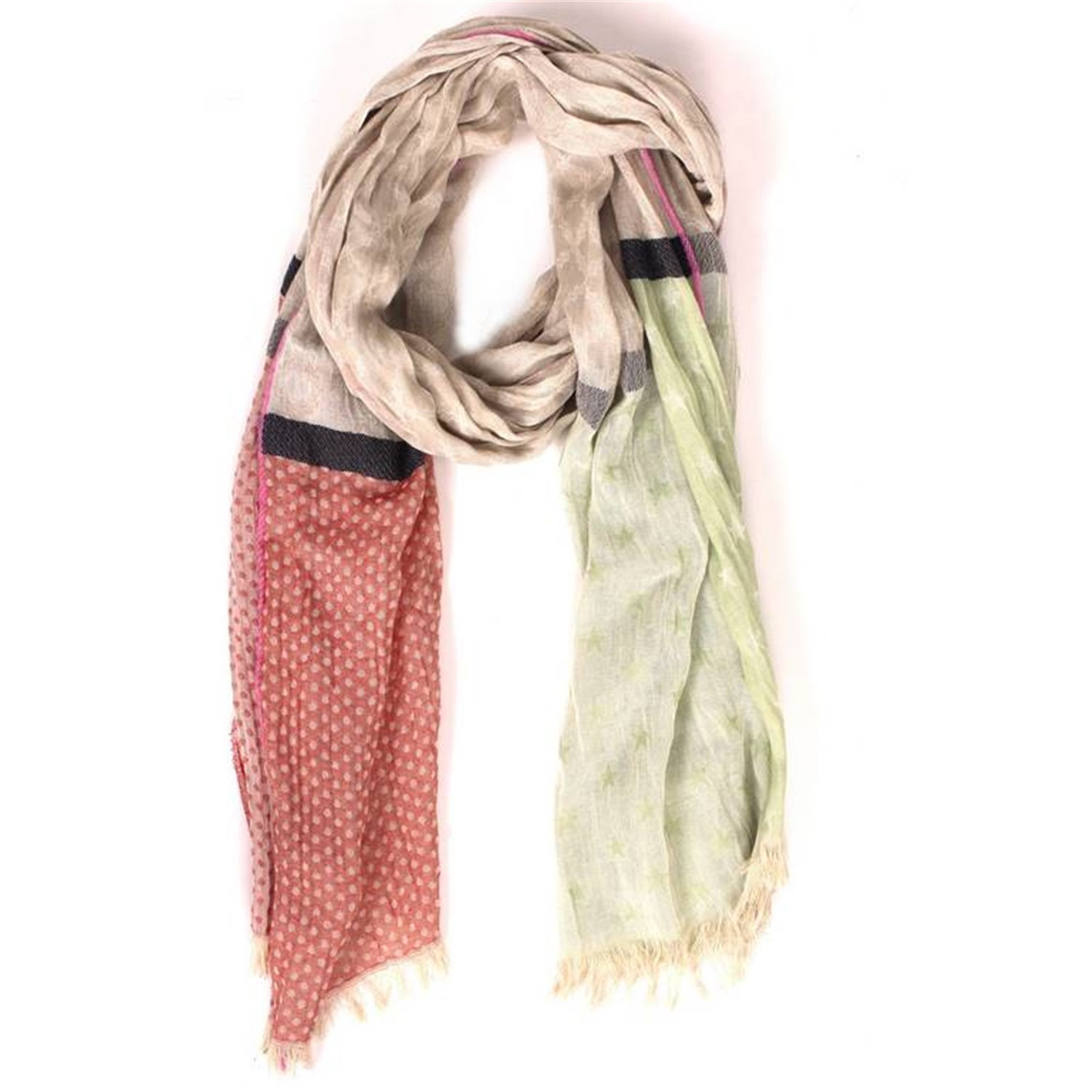 Passigatti Accessories Accessories Scarves WHITE 12119