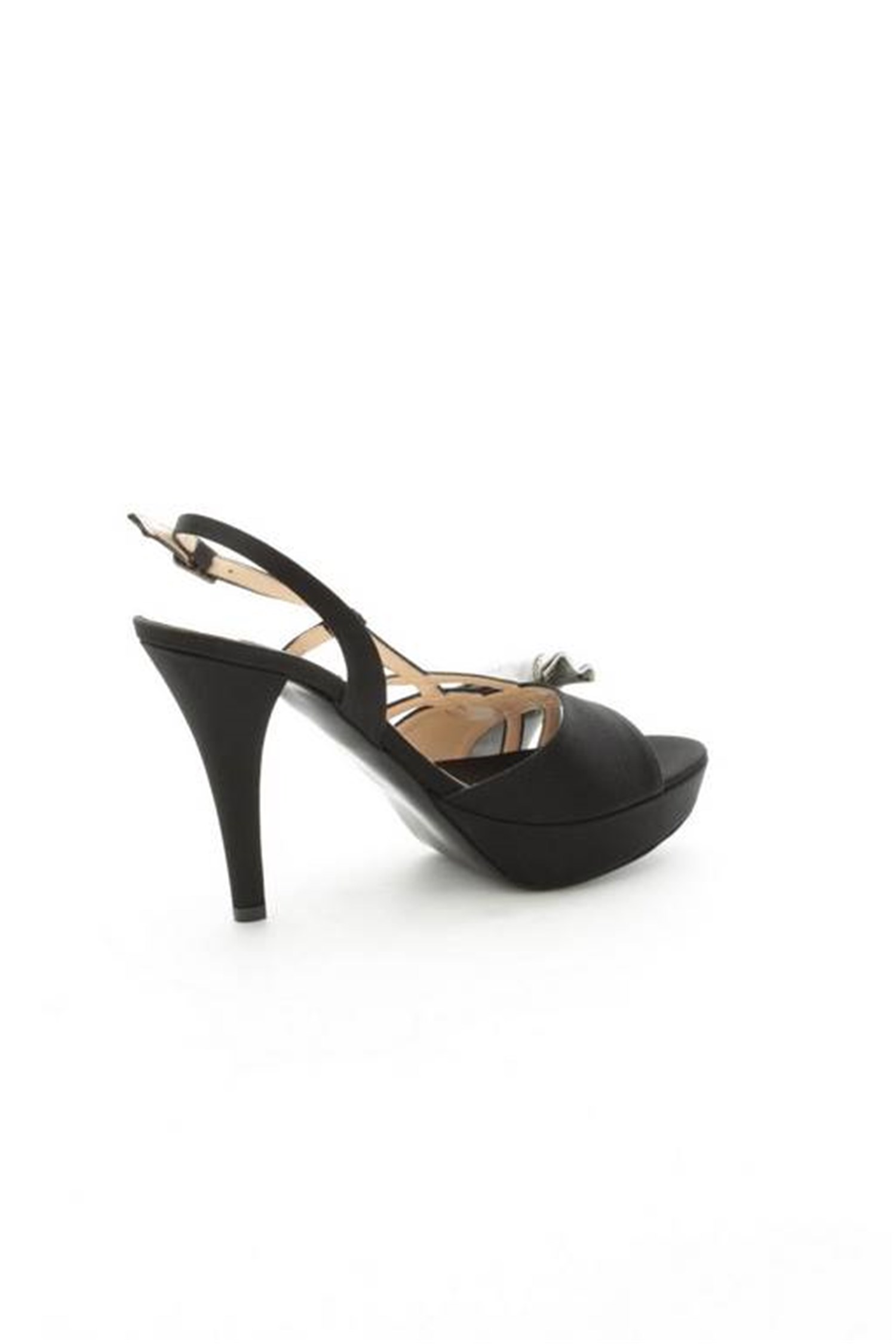 Louis Michelle Shoes Woman With heel BLACK 1393