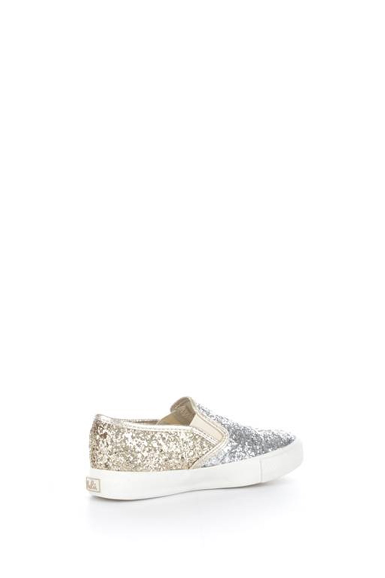 Lulu' Shoes Child low GREY GLITTER