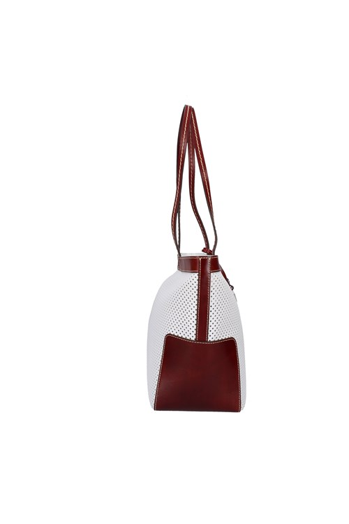 La Martina Shoulder Bags WHITE