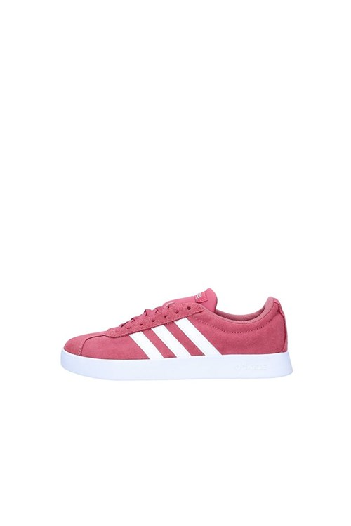 Adidas low FUCHSIA