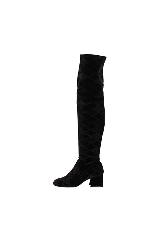 Apepazza Above the knee BLACK