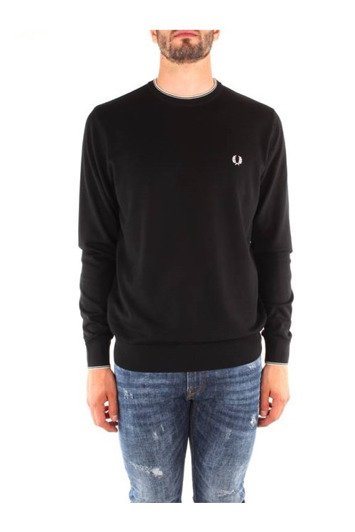 Fred Perry Choker BLACK