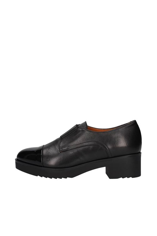 Donna Soft Loafers BLACK