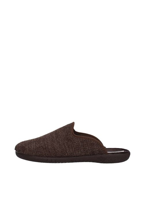 Cinzia Soft slippers BROWN