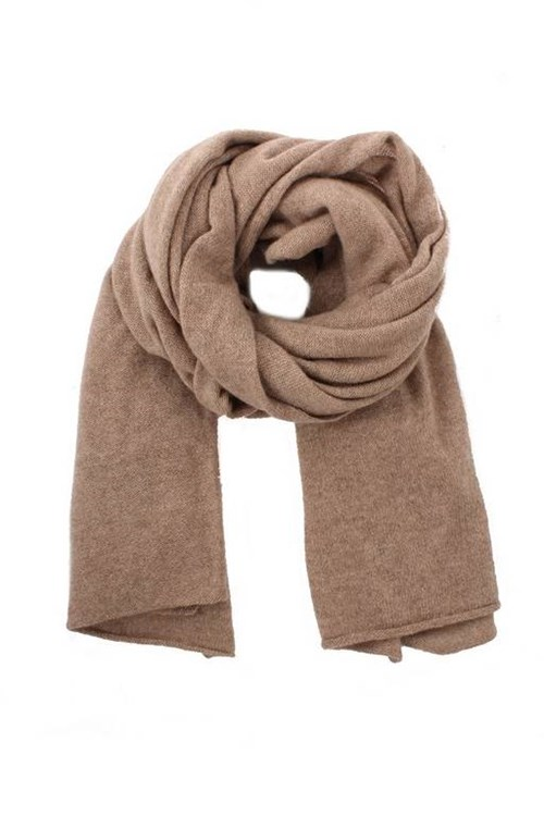 Riviera Scarves BROWN