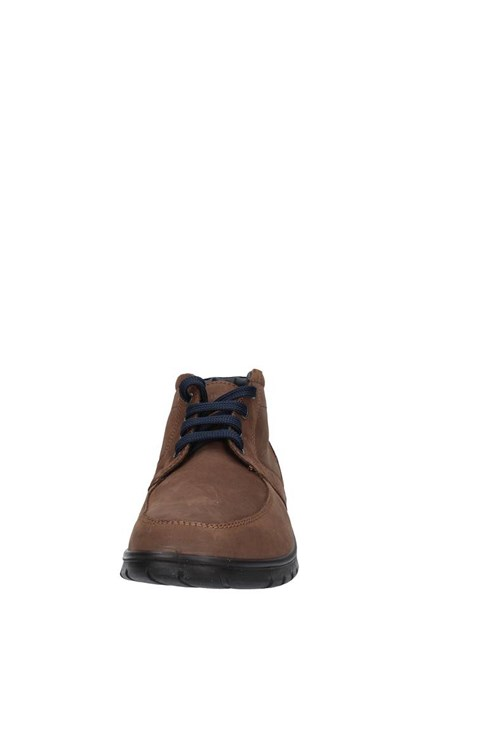 Melluso Ankle BROWN