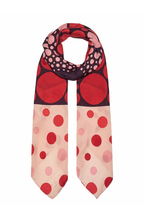 Marella Scarves RED