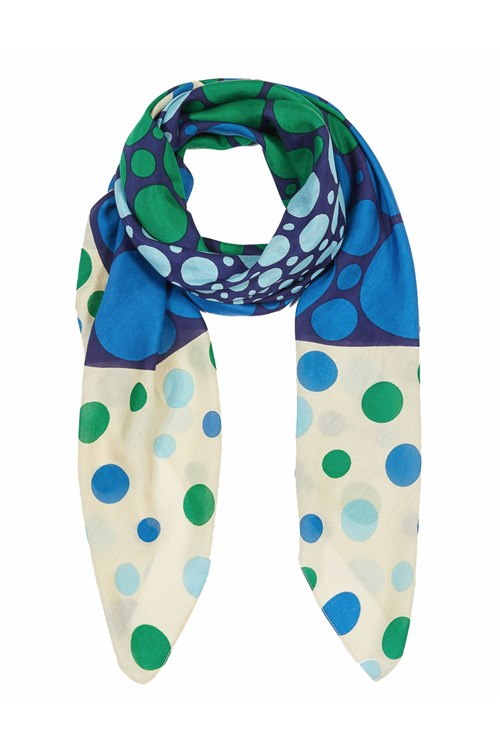 Marella Scarves BLUE