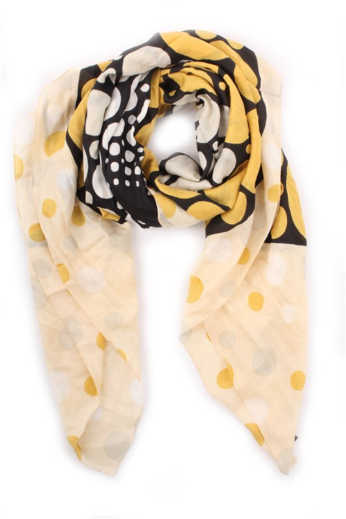 Marella Scarves YELLOW