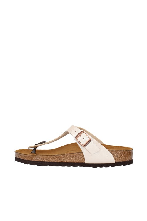 Birkenstock GIZEH REGULAR FIT WHITE