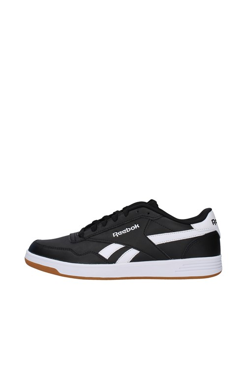 Reebok low BLACK