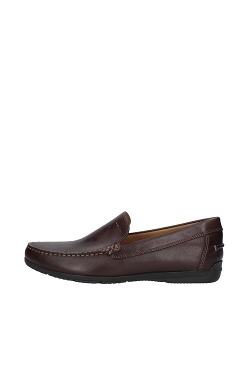 Geox Loafers BROWN