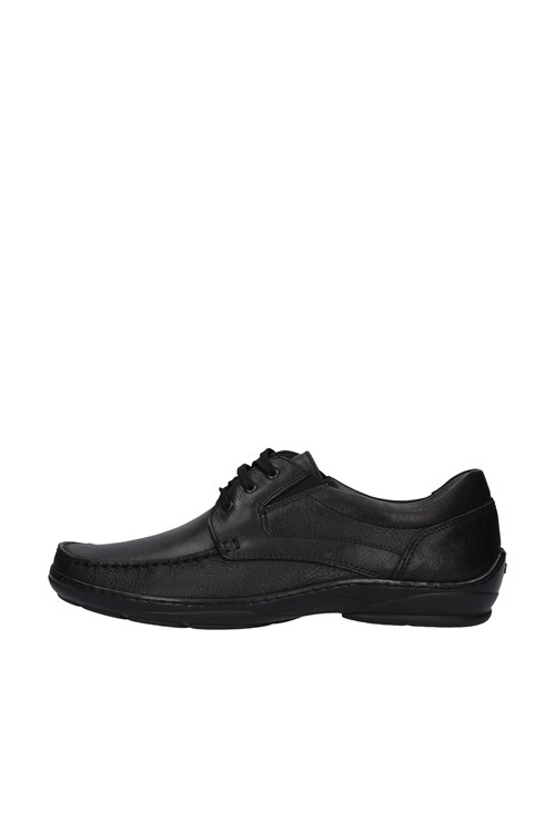 Melluso Shoes With Laces BLACK