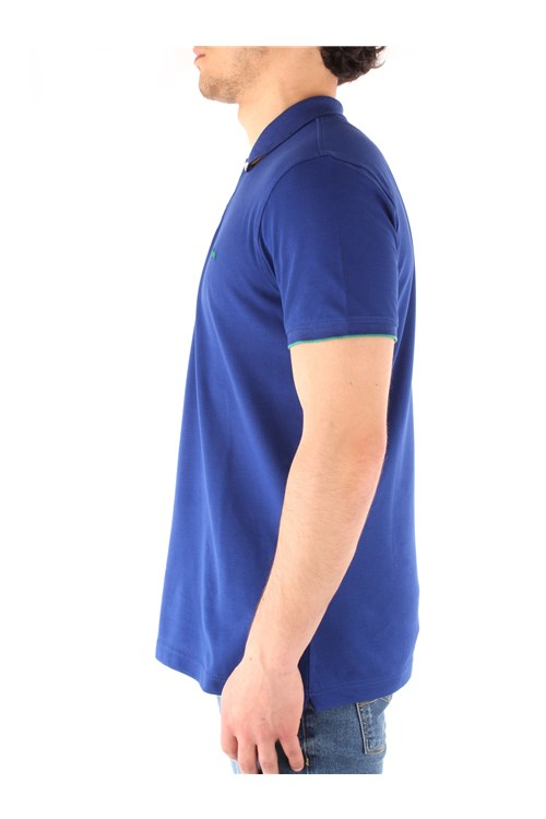 Harmont & Blaine Short sleeves BLUE