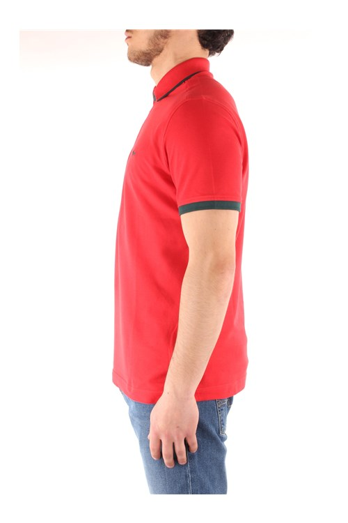 Harmont & Blaine Short sleeves RED