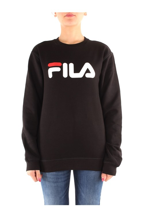 Fila Crewneck  BLACK