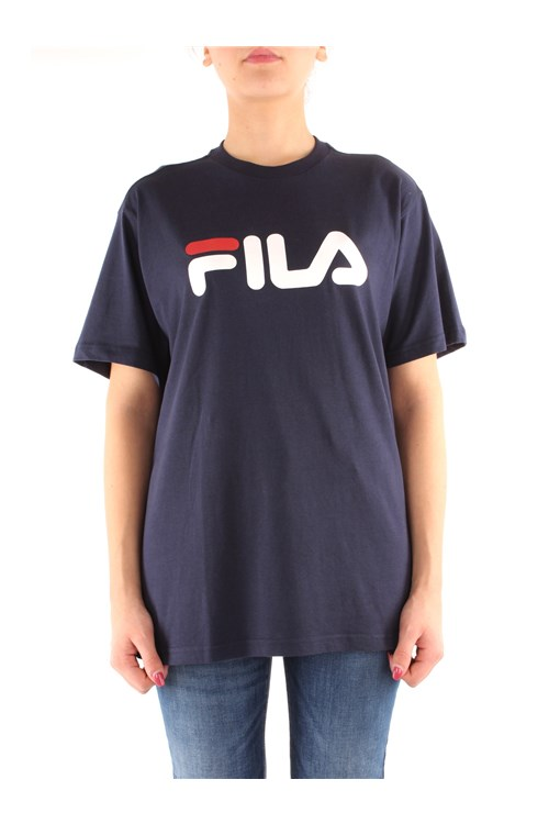 Fila Short sleeve BLACK
