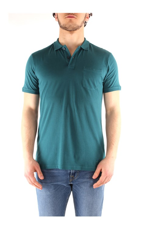 Penn-rich By Woolrich Short sleeves GREEN