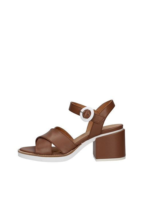 Janet Sport Sandals BROWN