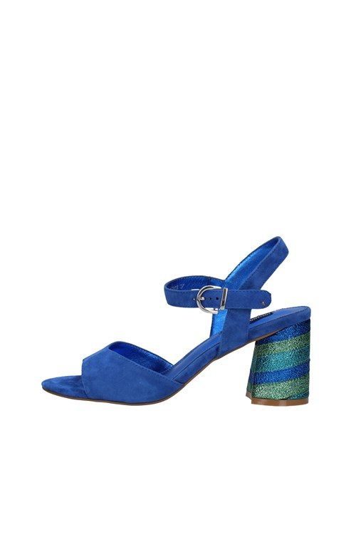 Luciano Barachini With heel BLUE