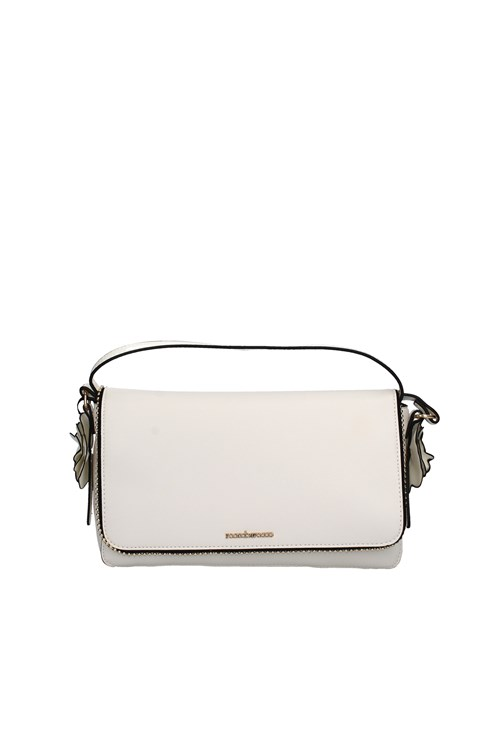 Rocco Barocco Shoulder Strap WHITE
