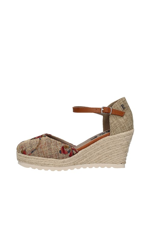 Refresh Rope Shoes BEIGE