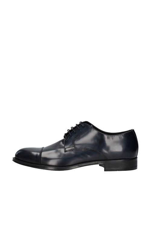 Franco Fedele Shoes With Laces BLUE