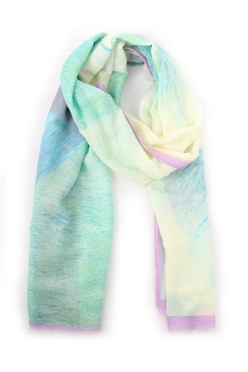 Achigio' Scarves GREEN
