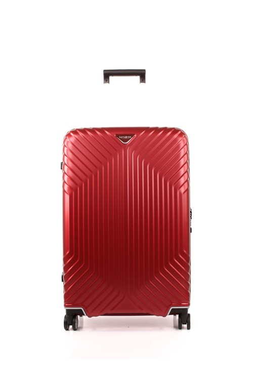 Samsonite TUNES SPINNER TROLLEY RED