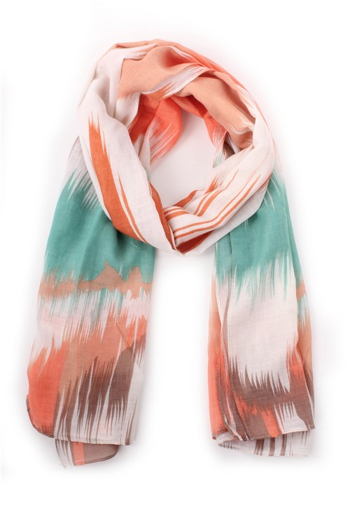Achigio' Scarves ORANGE