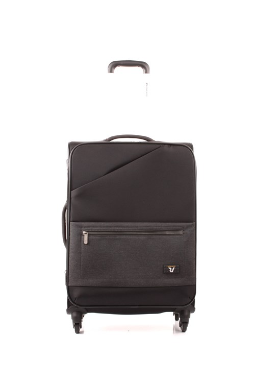 Roncato Medium Luggage BLACK