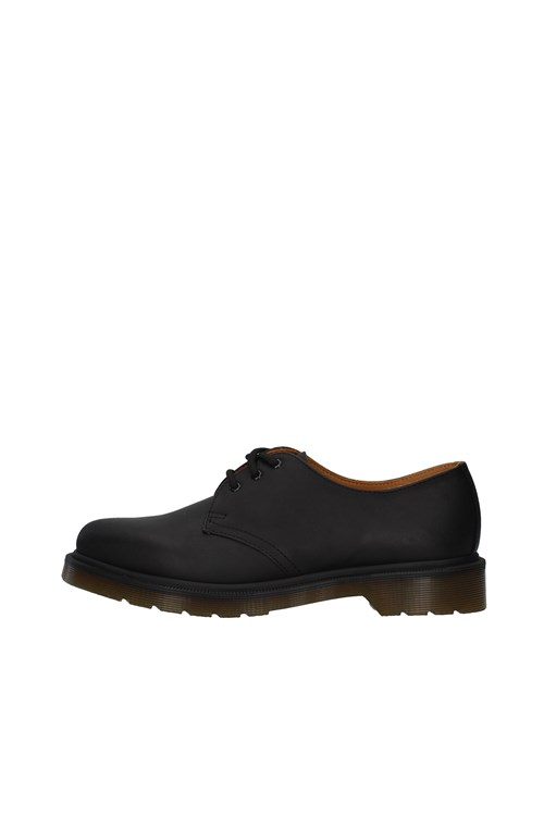 Dr. Martens Laced BLACK