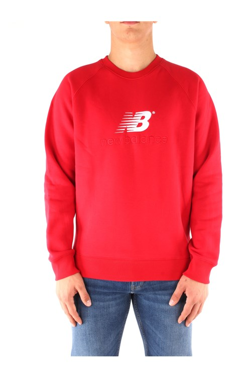 New Balance Hooded RED